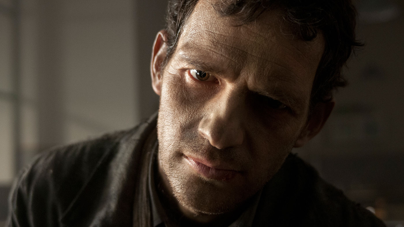 Still image from Son of Saul
