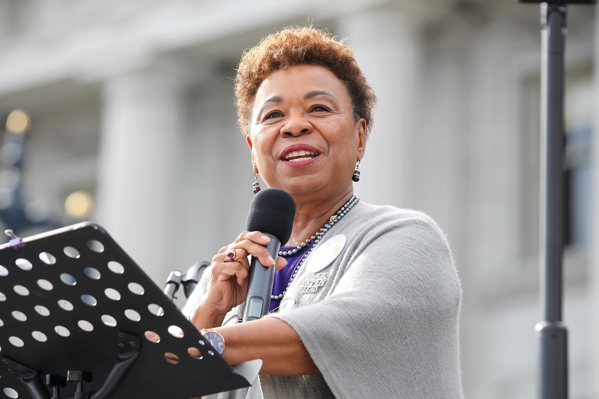 Truth to Power: Barbara Lee Speaks for Me | Opening Night at the Concord Drive-In