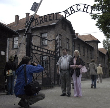 The Holocaust Tourist: Whatever Happened to Never Again?