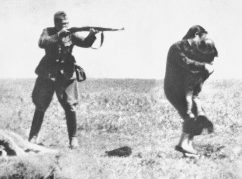 Einsatzgruppen: The Death Brigades