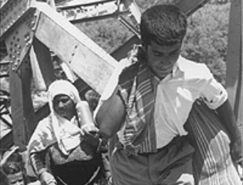 Al-Nakba: The Palestinian Catastrophe of 1948